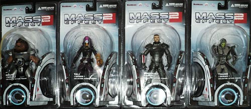 Mass Effect 2 Serie 1 DC Direct