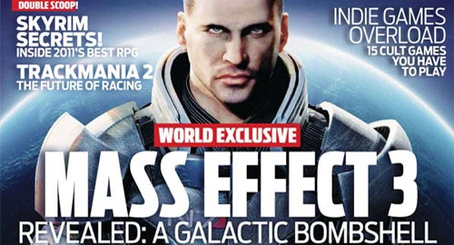 Mass Effect 3 en PC Gamer
