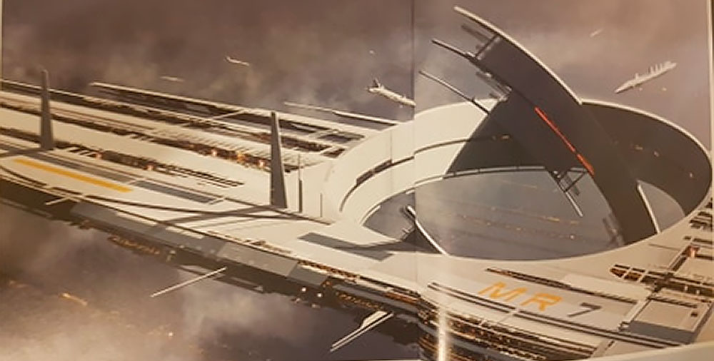Mass Effect 4 concept art