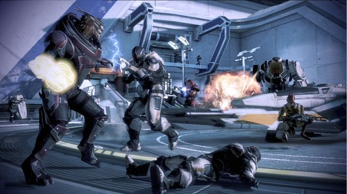 Mass Effect 3 multijugador