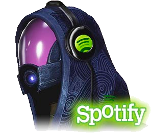 Universo Mass Effect en Spotify